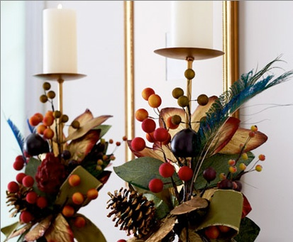 Beautiful Tuscan Color Scheme : Color schemes, Berries and Candles on Pinterest