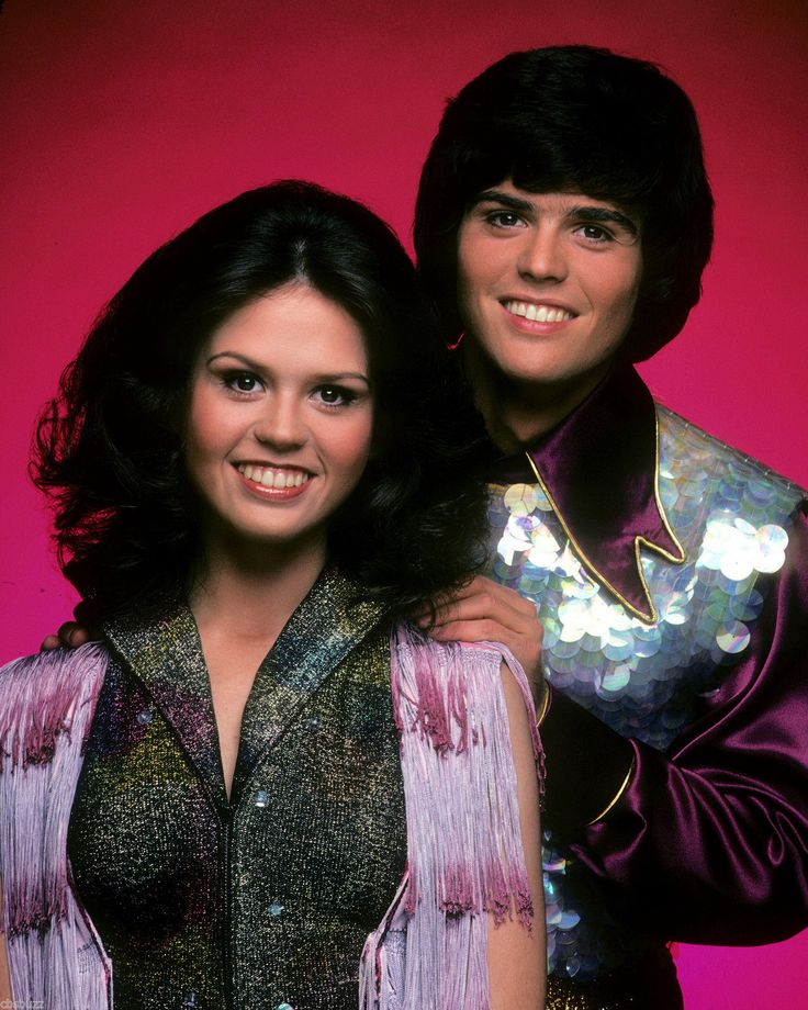 Donny and Marie TV Show Photo A84 | eBay