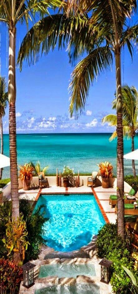 Vacation  - L'Acqua @ Jumby Bay, Antigua