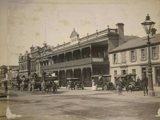 Moorabool st 1910