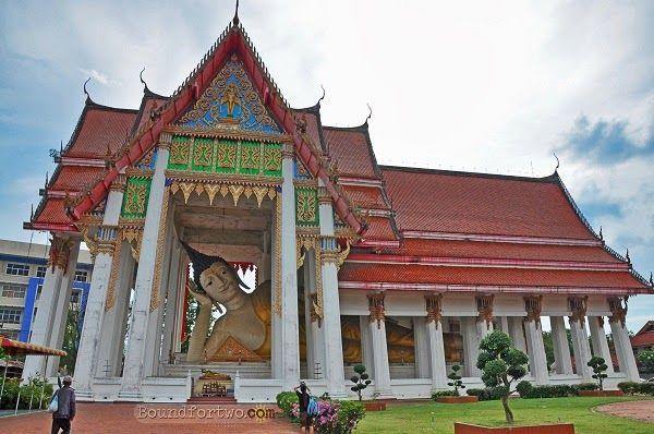 Wat Hat Yai Nai, Hatyai Thailand