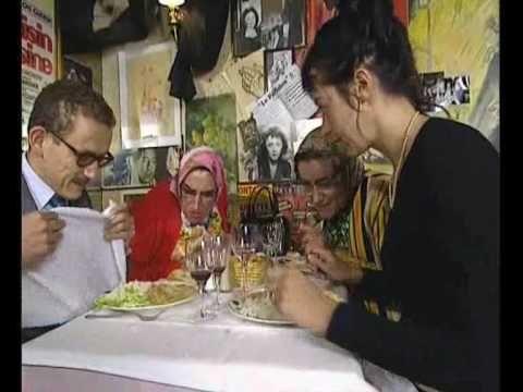 Les Vamps au restaurant