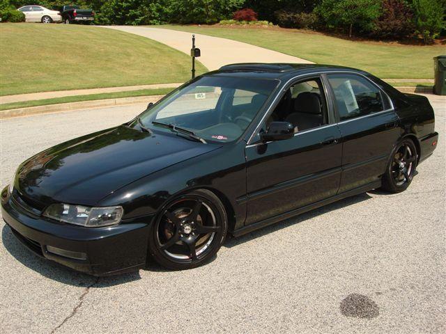 1997 Honda Accord Pictures Cargurus Honda Accord Custom Honda Accord Coupe Honda Accord