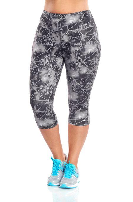 Plus Size Activewear Leggings
