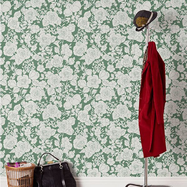 Garden Wallpaper $5