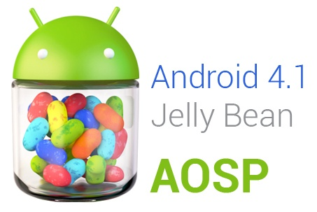 Google releases Android source code of the Jelly Bean 4.1