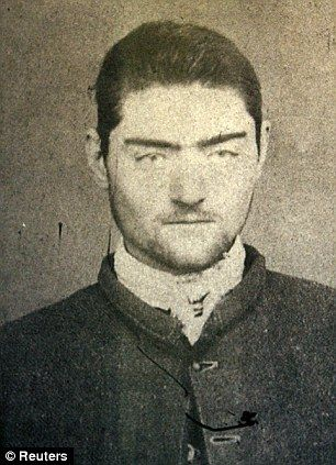 Ned Kelly, aged 16, at the Old Melbourne Gaol. A poignant 133-year-old letter has revealed details of his last stand