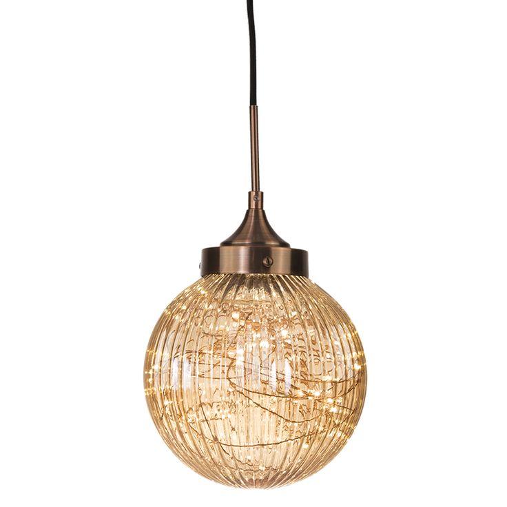 Lampa wisząca BARCELONA P01895BR - GALERIA GEA