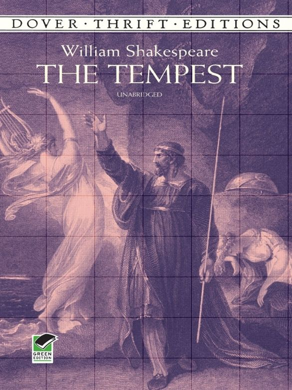 An analysis of the plot in the tempest by william shakespeare