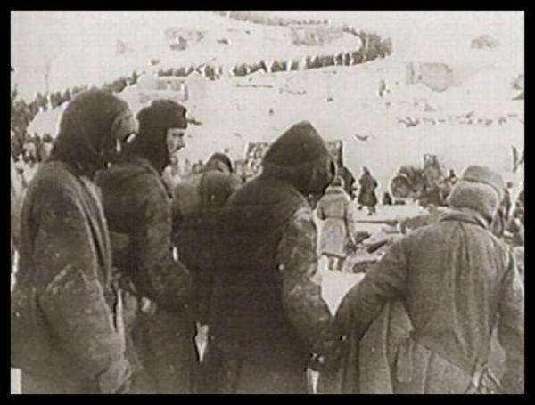 La Batalla de Stalingrado **
