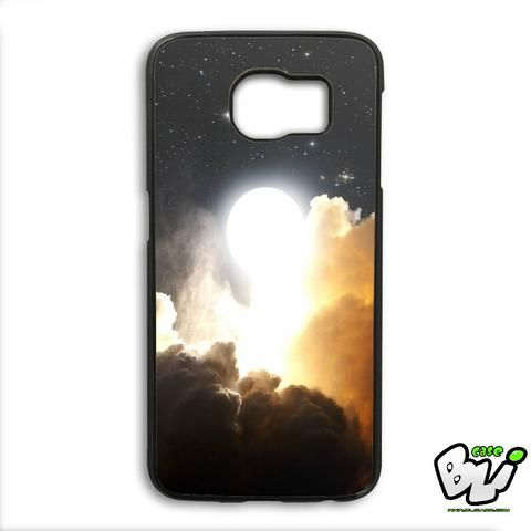 Moon Night Sky Samsung Galaxy S6 Edge Plus Case