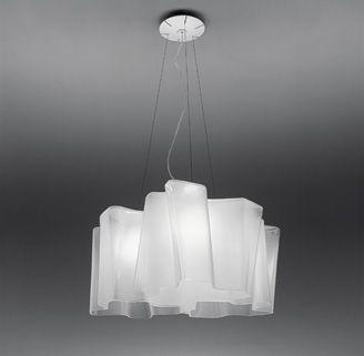 Logico Suspension 3 x 120 light by Artemide