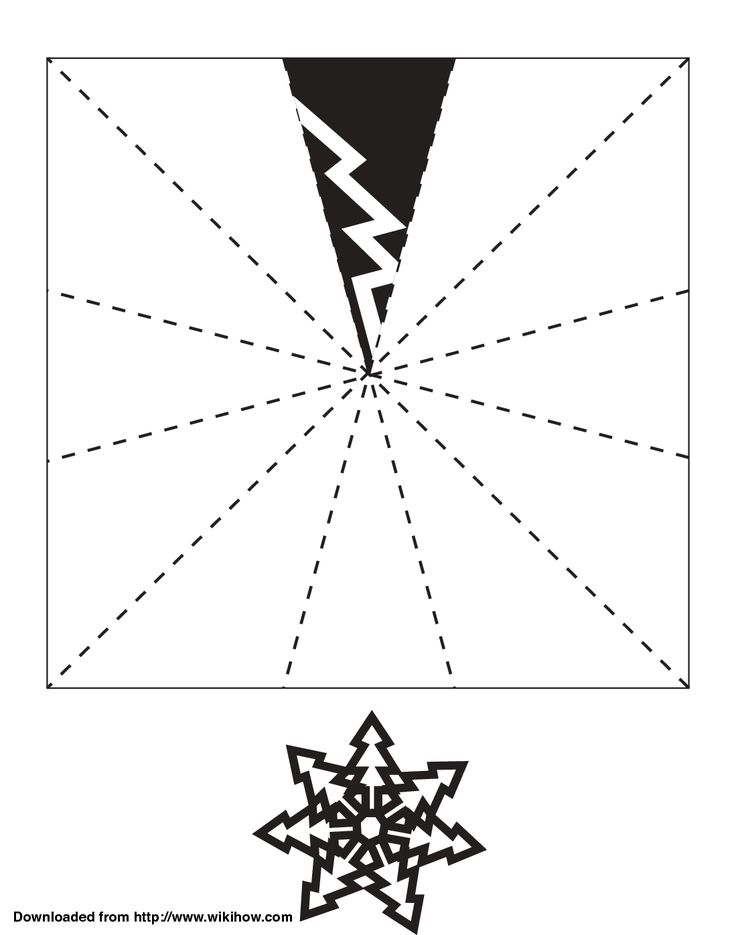 205 best 3▫ images on Pinterest Paper snowflakes, Snow and Xmas - snowflake template