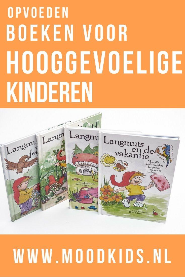 De Langmuts serie bestaat uit boeken voor hooggevoelige kinderen en kinderen die het fijn vinden om structuur te hebben en weten wat er gaat gebeuren. Lees hier meer. En maak kans op een hele reeks die we weggeven.