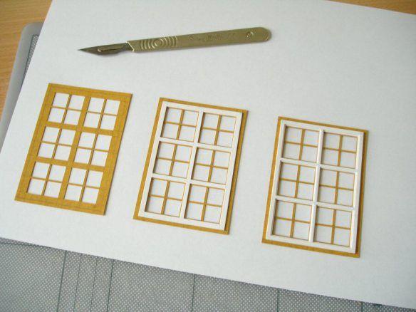 Fine detail modelling tips