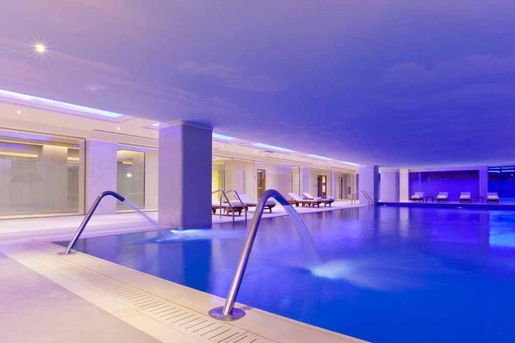 Spa Pool Watercannons