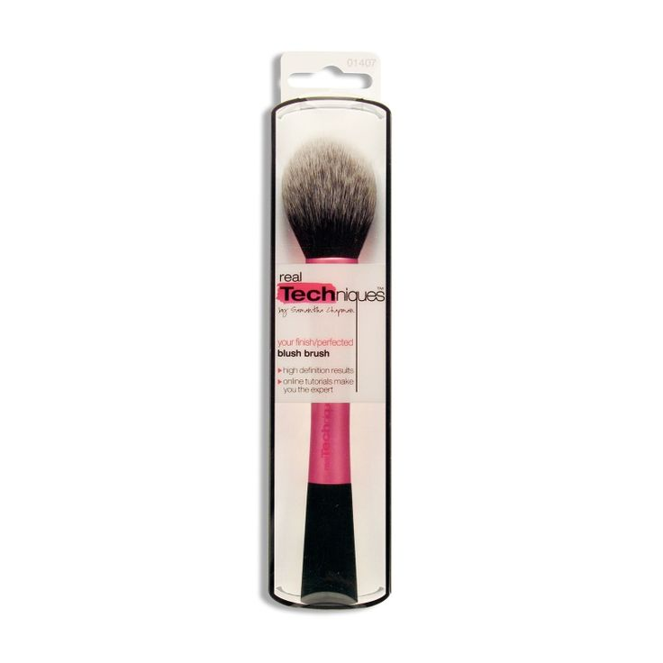 Real Techniques Blush Brush - Free Delivery - feelunique.com