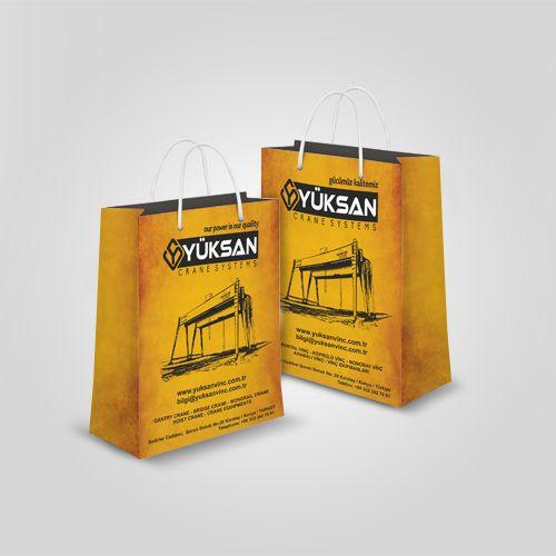 Yüksan Vinç - Çanta Tasarımı - Bag Design