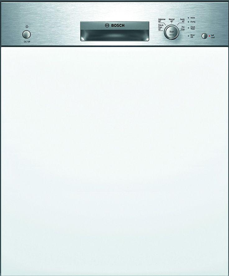 600mm Semi Integrated Dishwasher