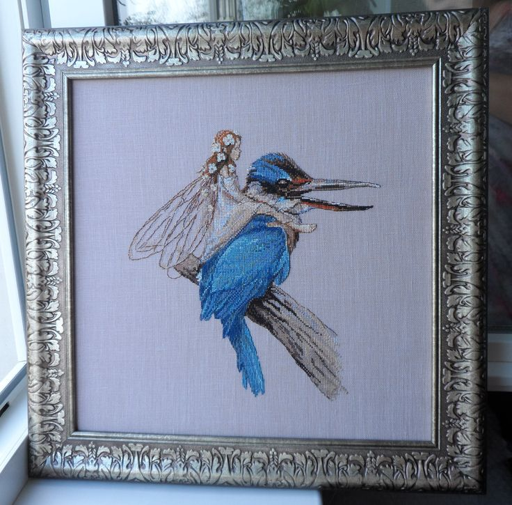 Nimue K64 The Kingfisher
