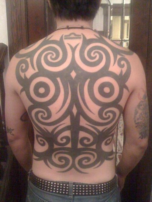 The Dayak Tattoo #Iban #Dayak #borneo #tattoos #Sarawak
