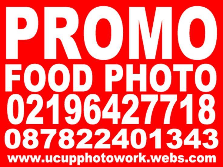 promo foto dan video
