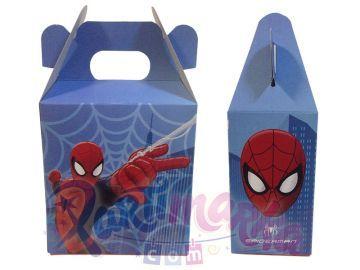 Örümcek Adam Spiderman Doğum Günü Hediye Çantası