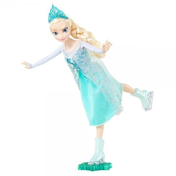 Disney Frozen Papusa Elsa Patinatoare