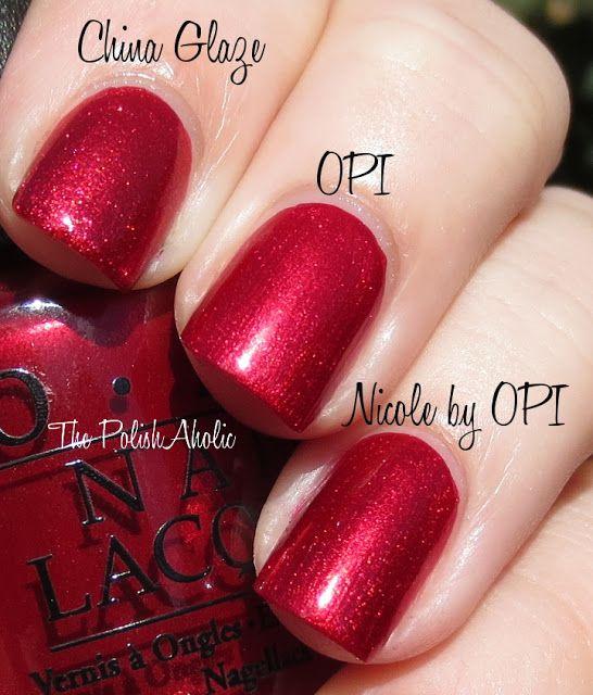 Opi Nail Polish China - Creative Touch