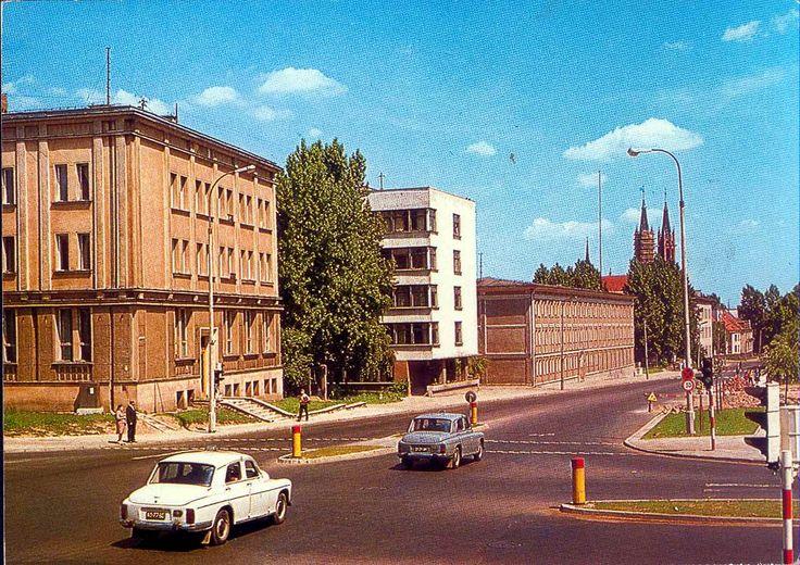 ul. Legionowa, Białystok - 1972 rok, stare zdjęcia