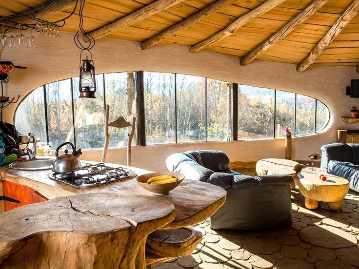Best 25+ Hobbit house interior ideas on Pinterest | Hobbit houses, Hobbit  hole and Earthship home