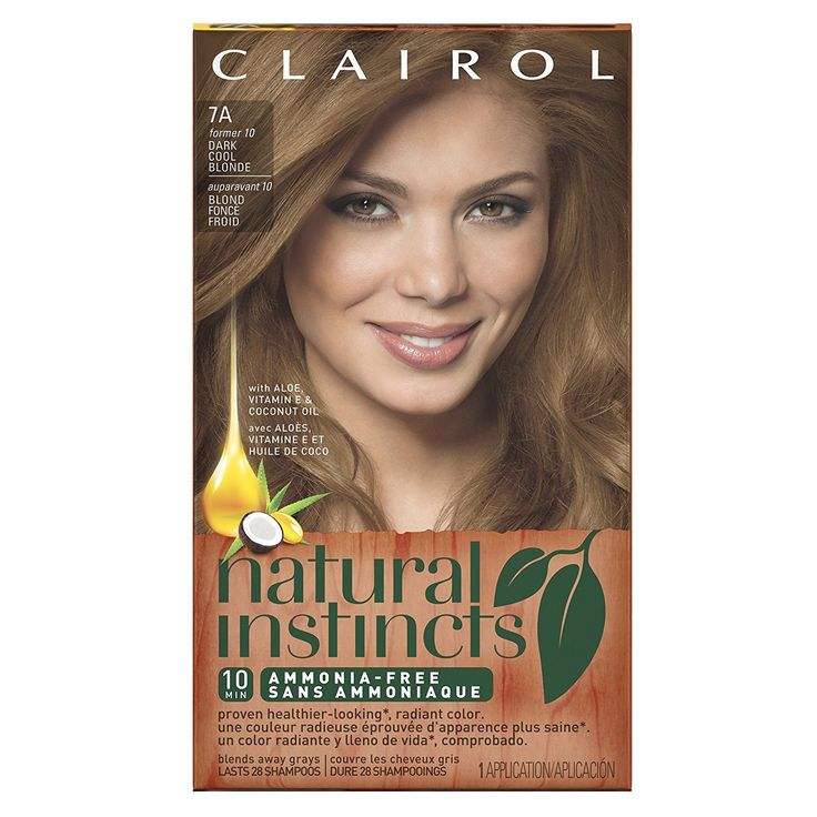 Clairol Natural Instincts  10 Sandalwood Dark Cool Blonde 1 Kit  (Pack of 3) (packaging may vary) -- You can get more details by clicking on the image. (This is an affiliate link and I receive a commission for the sales)