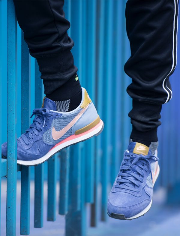 Bringing worldwide appeal to the neighborhood. The Nike Internationalist.