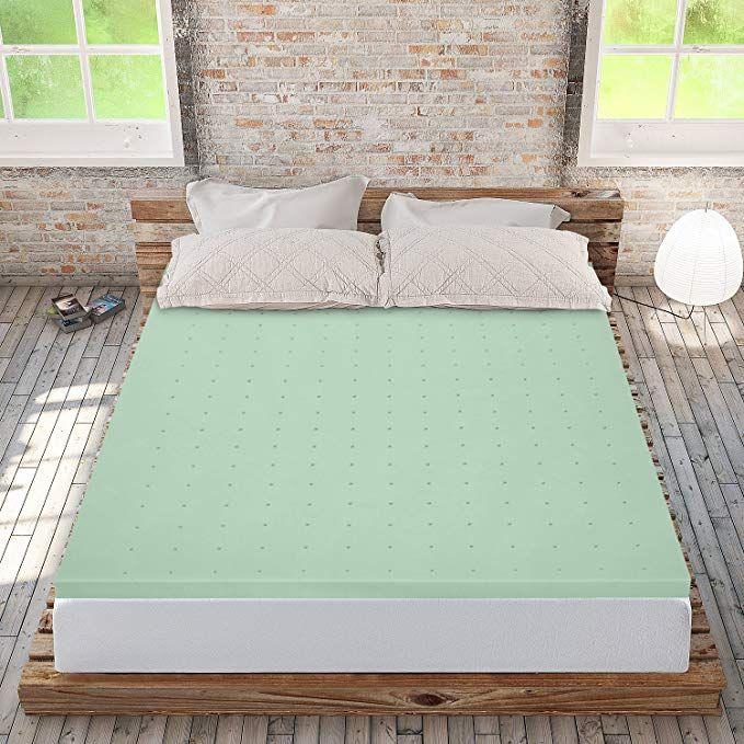 Best Price Mattress Queen Mattress Topper 2 Inch Memory Foam Bed