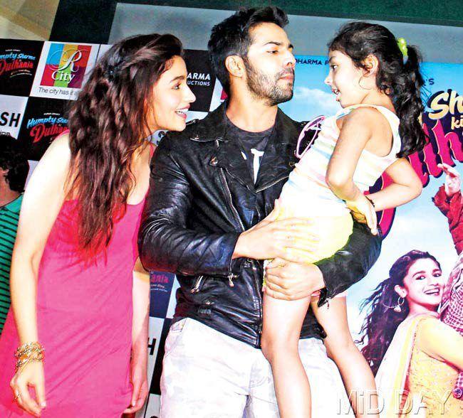 Varun and Alia's promotional blitzkrieg - Entertainment