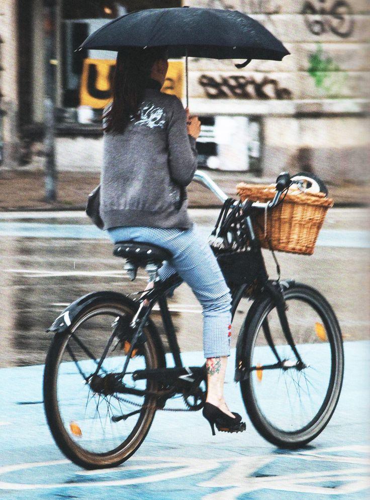 Colville-Andersen Rainy Day Elegance