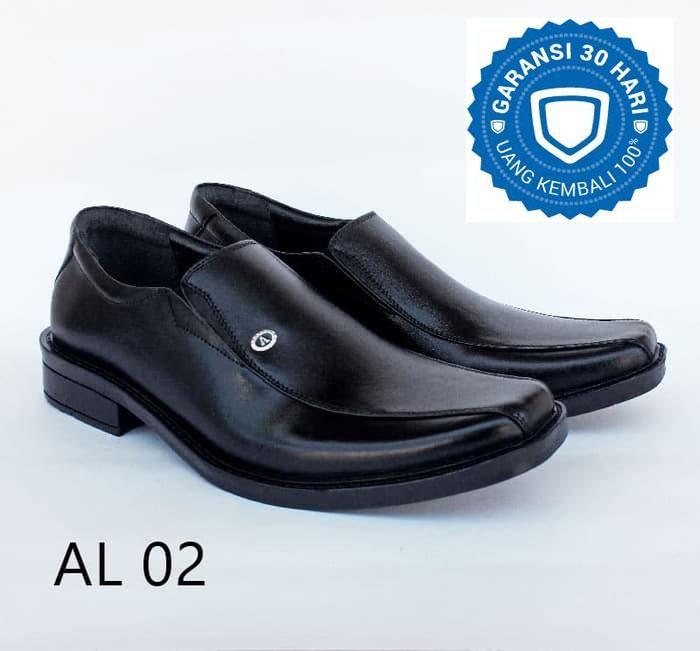 Mamojo Sepatu Pantofel Pria Sepatu Pantofel Kulit Sepatu