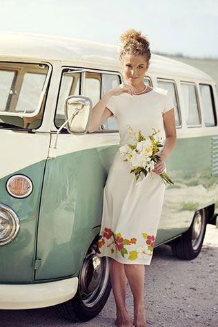 платье невесты для второго дня свадьбы