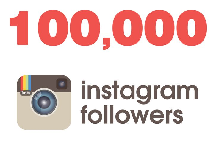 Buy 100,000 Instagram Followers for only $299.99! http://buysocialmediamarketing.com/100k-ig-followers.html #buyinstagramfollowers
