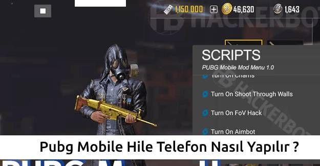 Pubg Mobile Hile Telefon Nasil Yapilir 2020 Hile Android Hileleri Oyun