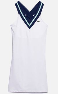 Lacoste Tennis Dress Spring 2014 in white