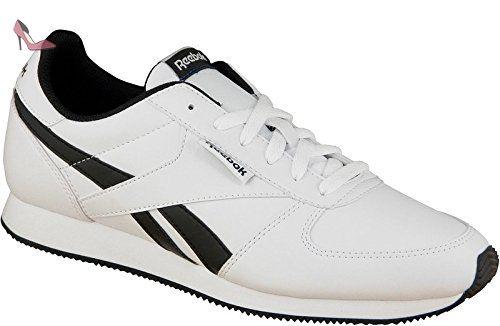 Reebok - Royal CL Jogger - Couleur: Blanc - Pointure: 46.0 - Chaussures reebok (*Partner-Link)