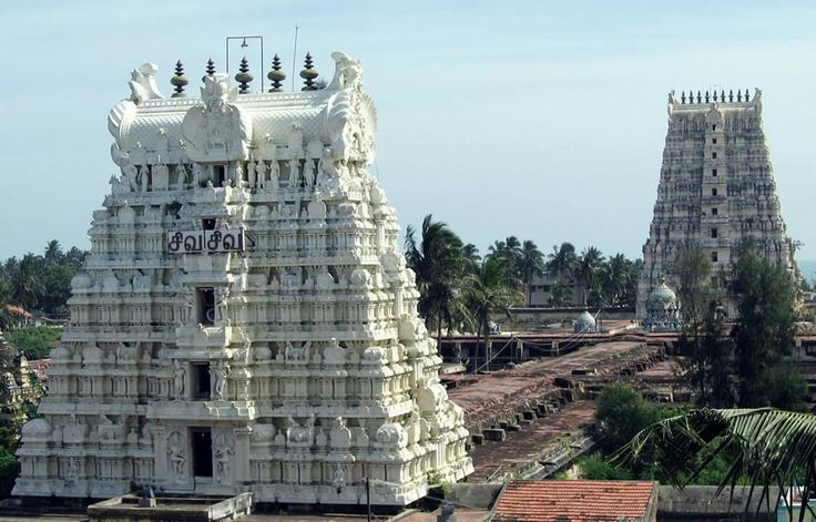 Incredible India !!  • Ramanathaswamy Temple has the longest corridor in the world. Ramanathaswamy Temple is dedicated to The Lord Shiva and is located on Rameswaram island in Tamil Nadu.