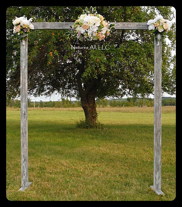 Outdoor Wedding Arches For Weddings: 1000+ Ideas About Country Wedding Arches On Pinterest