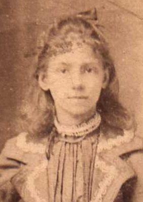 annie oakley child portrait | Oakley Genealogy - Annie Fox