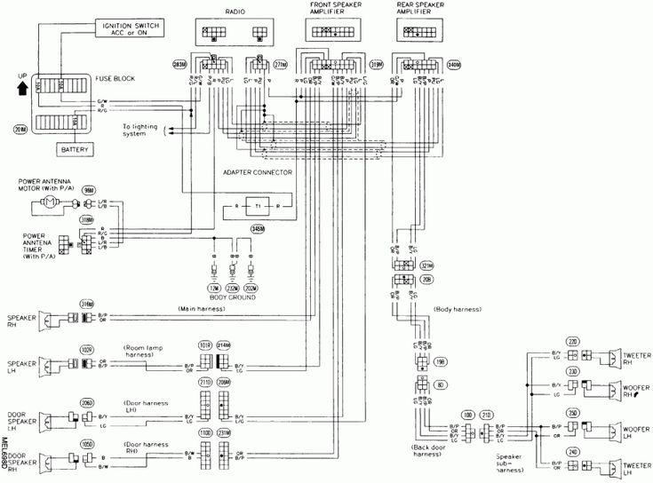 17+ 1996 Nissan Truck Radio Wiring Diagram