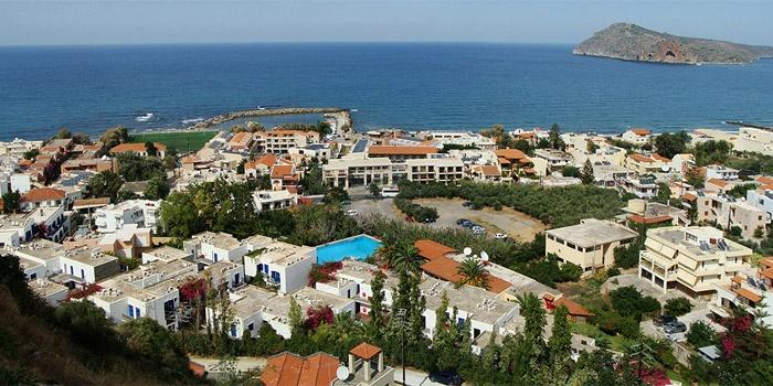 Chania, Crete: Platanias