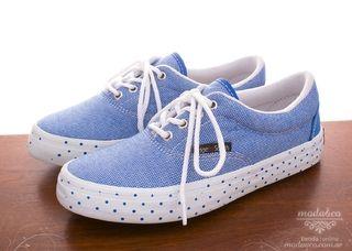 Zapatilla Bray Azul - comprar online