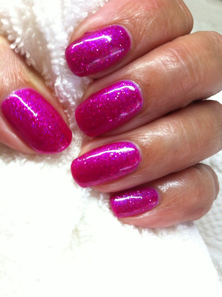 Shellac Strawberry Smoothie Cnd butterfly queen | ...