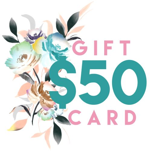 $50 GIFT CARD - Poepa Soap